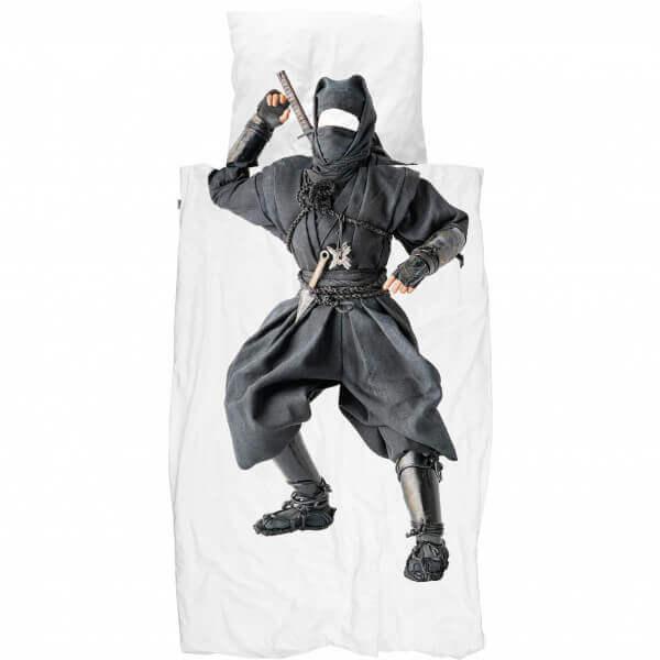 SNURK Bettwäsche Ninja