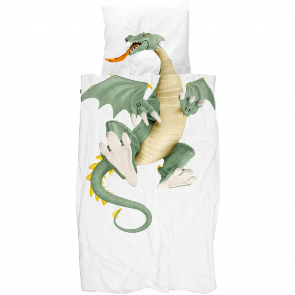 SNURK Bettwäsche Dragon